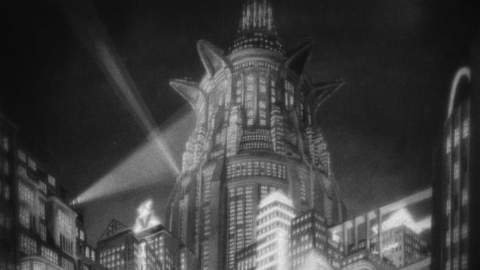 1940年代以前のSF映画